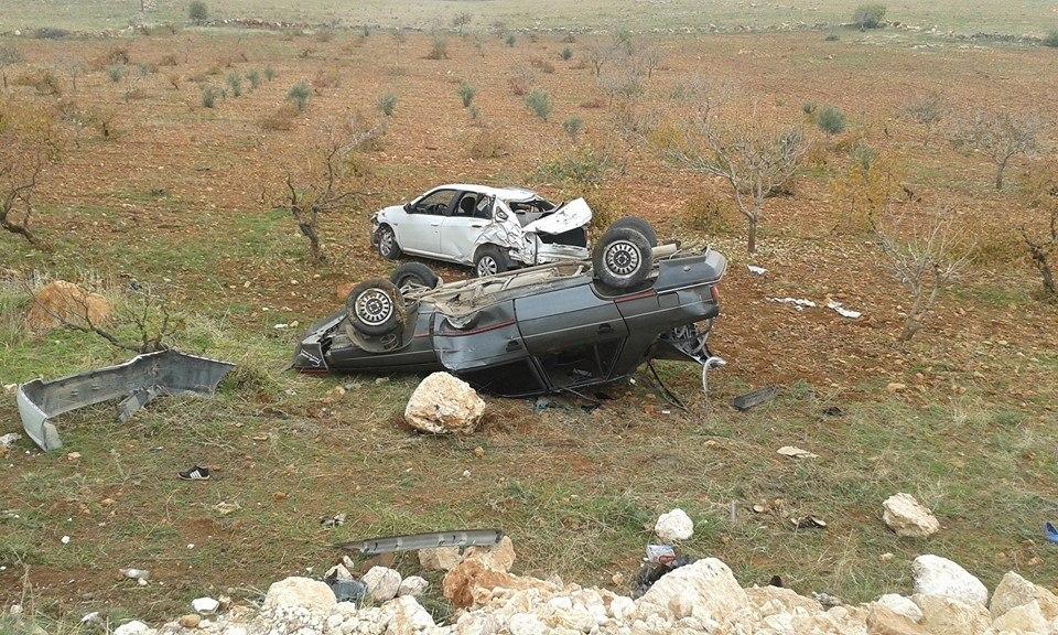 Türkmenören Köyün'de Feci Kaza: 1 Ölü, 7 Yaralı