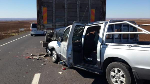 Şanlıurfa'da Feci Kaza: 4 Ölü, 3 Yaralı