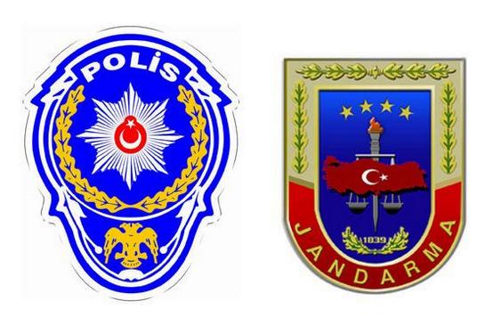 Jandarma ve Polis'te Rütbeler Değişiyor