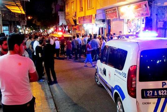 Bayram Alışverişi Yapan Vatandaşlara, Rastgele Ateş Açıldı
