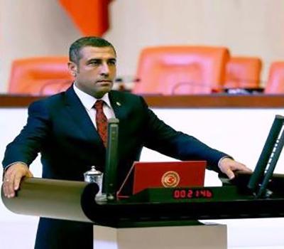 Milletvekili Taşdoğan'dan Oda ve Borsa Yöneticiliği İçin Teklif