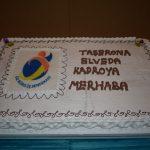 Taşeron'dan Geçişi Pastayla Kutladılar